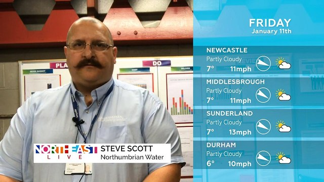 WEATHER: January 11th 2019