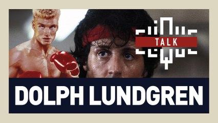 CLIQUE TALK : DOLPH LUNDGREN, de Rocky IV à Aquaman et Creed II