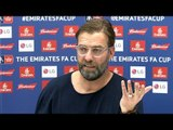 Jurgen Klopp Embargoed Pre-Match Press Conference - Wolves v Liverpool - FA Cup
