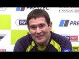 Nigel Clough Full Pre-Match Press Conference - Manchester City v Burton - Carabao Cup Semi-Final