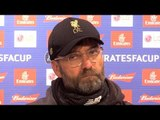 Wolves 2-1 Liverpool - Jurgen Klopp Full Post Match Press Conference - FA Cup