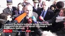 Laurent Nuñez adresse une sévère mise en garde aux casseurs en prévision d'une nouvelle mobilisation des gilets jaunes, samedi. …