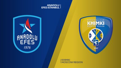 EuroLeague 2018-19 Highlights Regular Season Round 18 video: Efes 81-72 Khimki