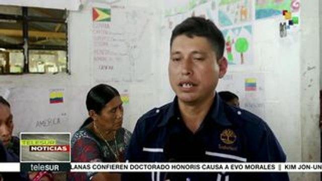Comunidad de Guatemala no inicia ciclo escolar por falta de docentes