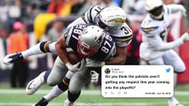 Patriots Mailbag: Should We Expect A Big James White Game?
