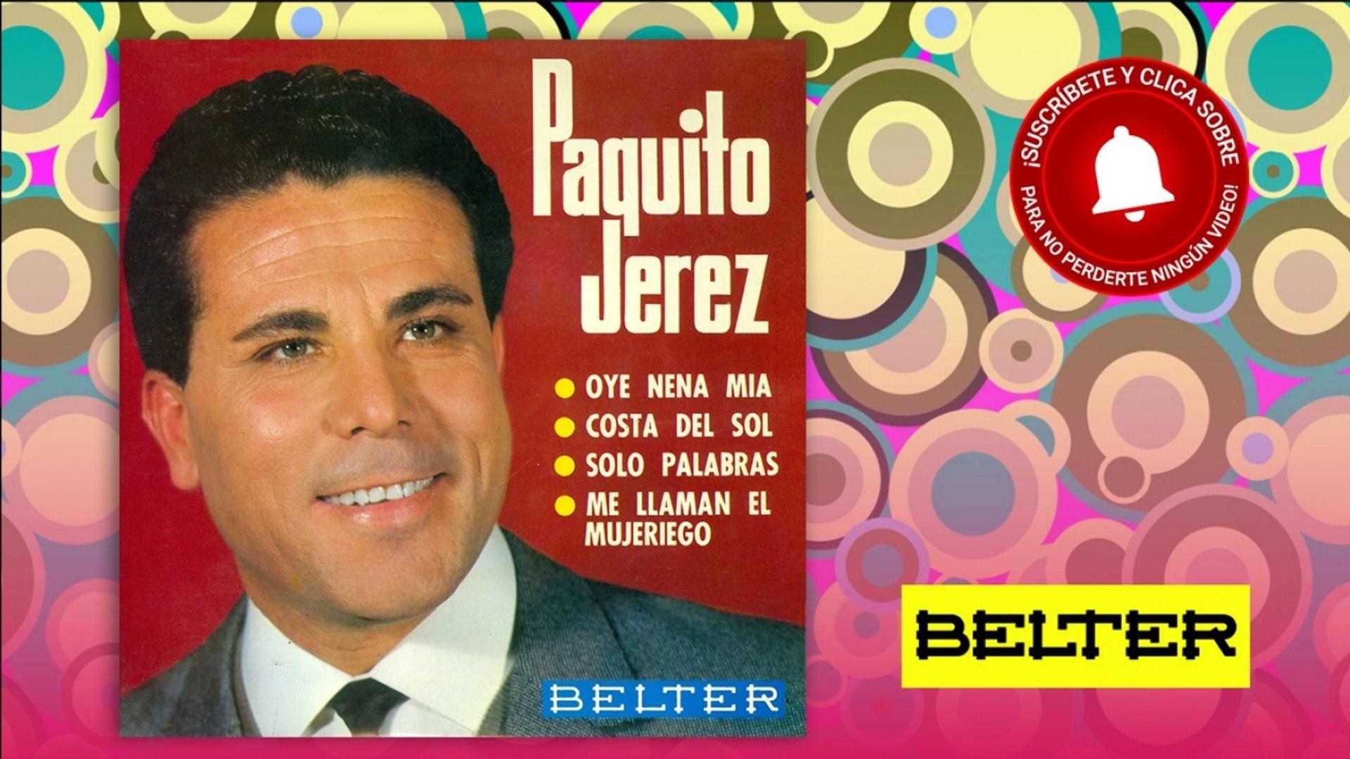 Paquito Jerez - Oye Nena Mia (EP)