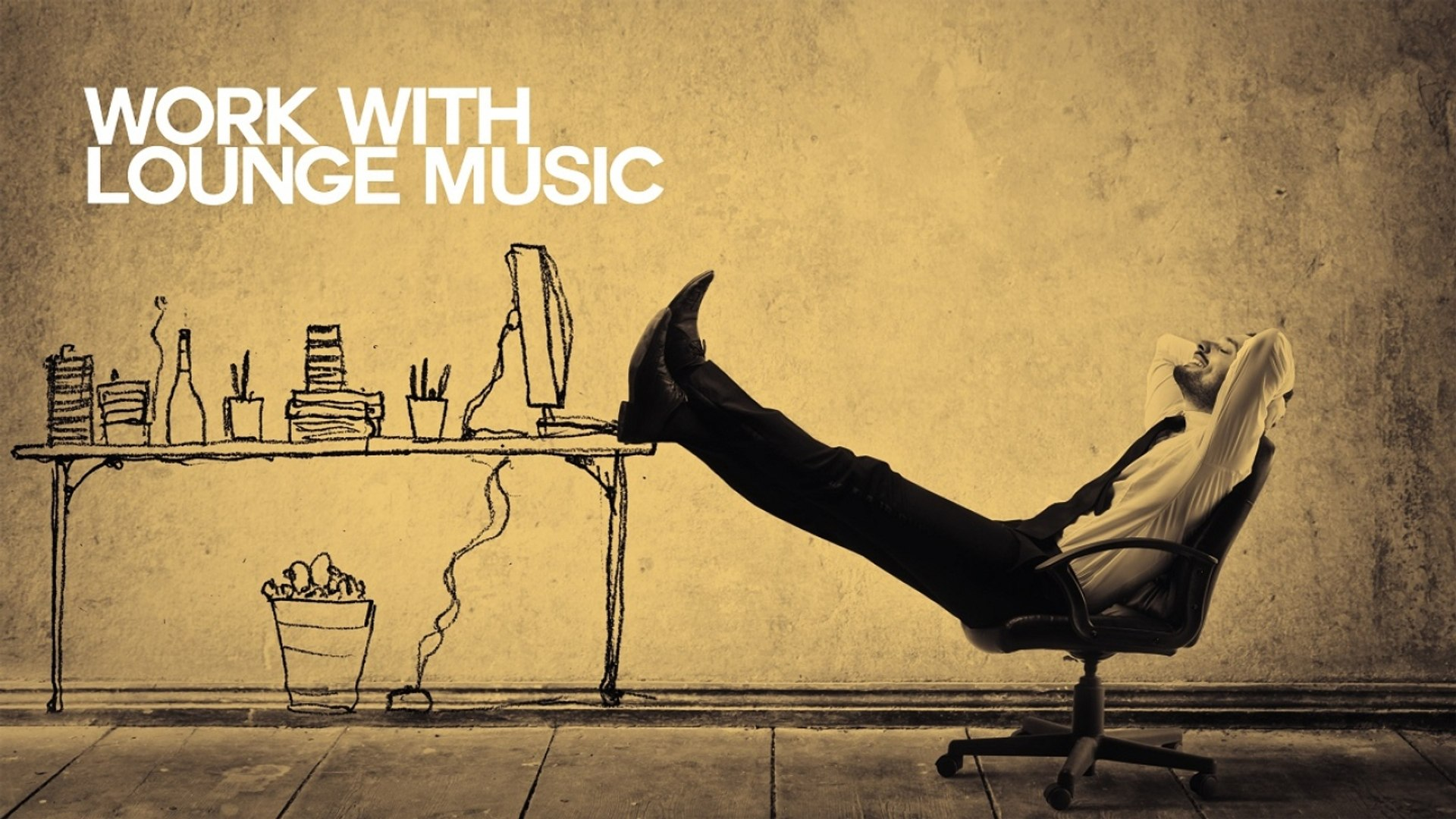 V.A - Let's Work with Lounge Music - Relaxing Sound