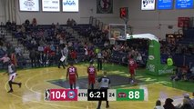 Okaro White (17 points) Highlights vs. Maine Red Claws