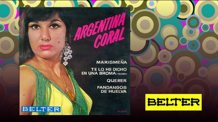 Argentina Coral - Marismeña (EP)