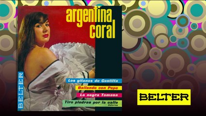Argentina Coral - Los Gitanos de Castilla (EP)