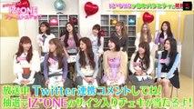 190206) IZONE Japan Show - Mezamashi TV 1/3 - video dailymotion