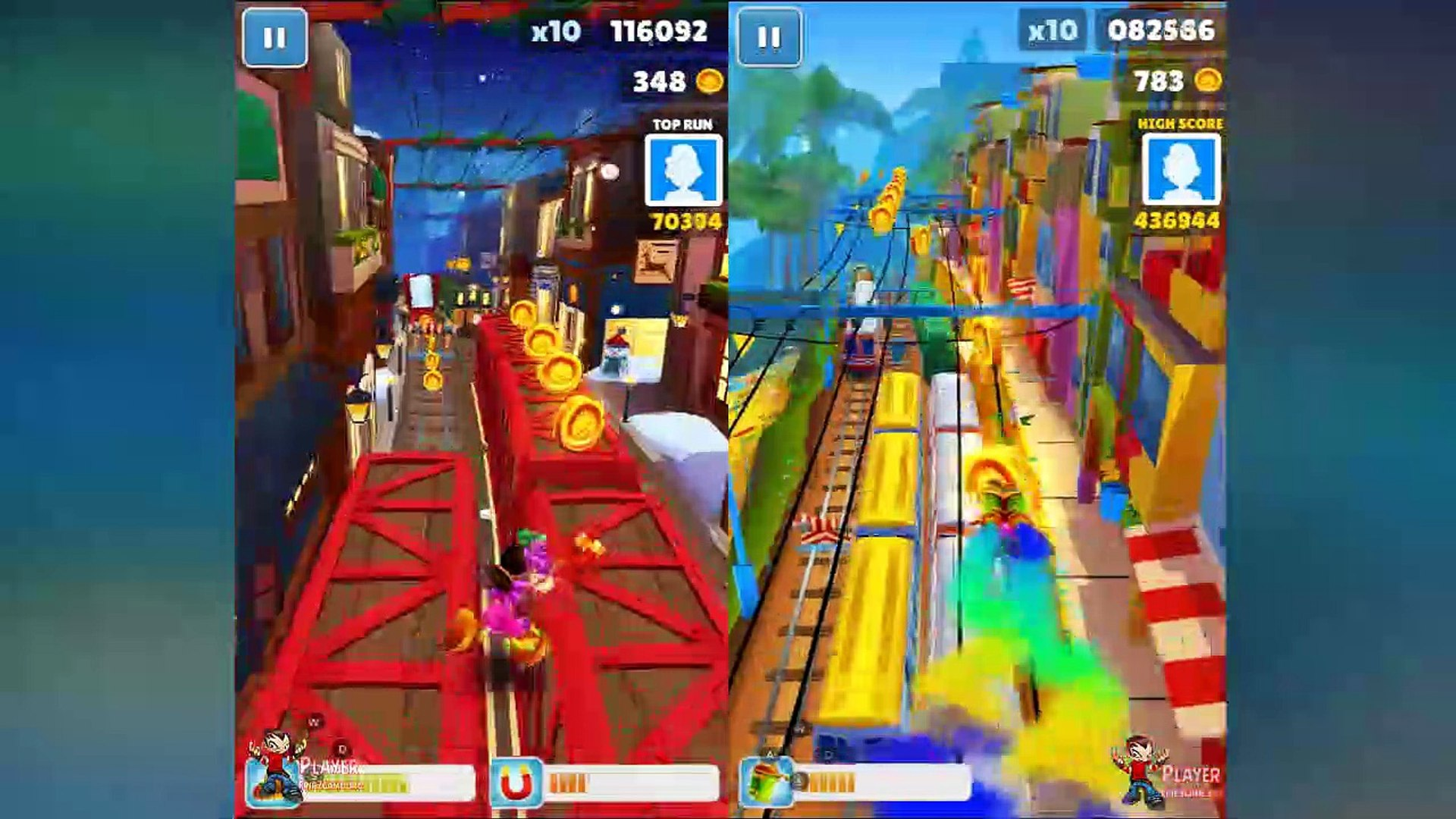 Carmen Rio Special In London Vs Carmen Shake Outfit In Rio - Subway Surfers 2019 Android Gameplay