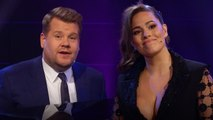 Ashley Graham & James Corden Love You 'Just The Way You Are'