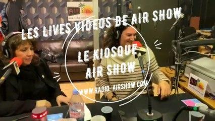 Joana  Mendil Live - Parce Que (Charles Aznavour) -Le Kiosque AIR SHOW 10 01 2019