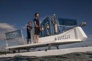 Le Plastic Odyssey : un bateau naviguant grâce aux déchets plastiques !