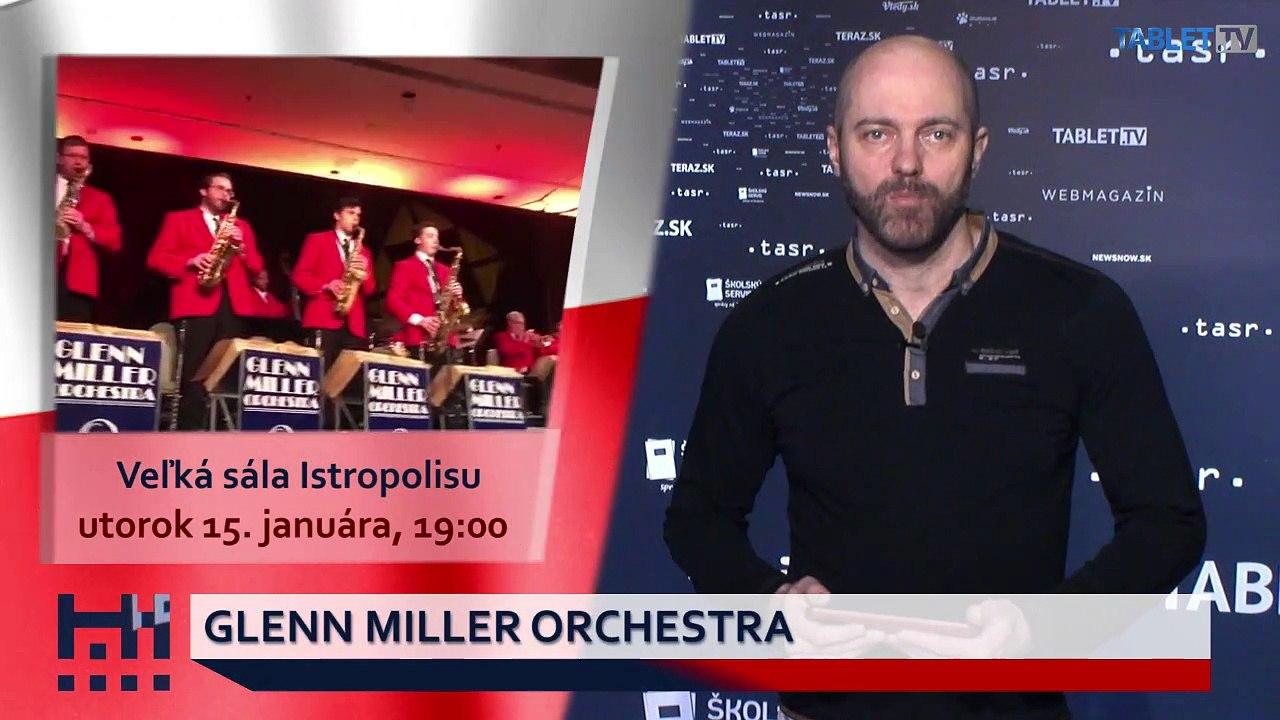 POĎ VON: Zimný festival jedla a Glenn Miller Orchestra