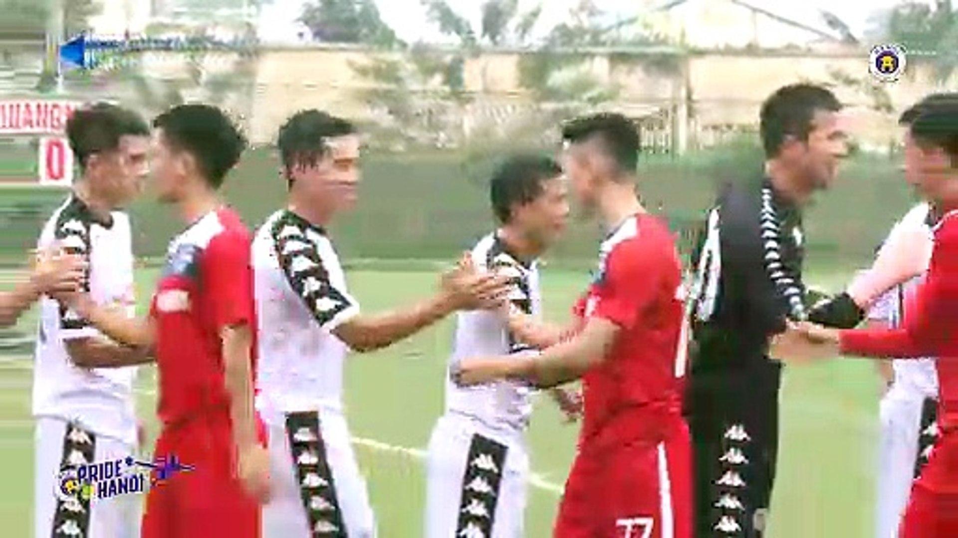 HIGHLIGHTS   Hà Nội 5 - 2 Than Quảng Ninh: Tiếp tục là một trận cầu thăng hoa của đội bóng Thủ đô