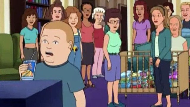 King of The Hills S13E08 - Lucky See  Monkey Do