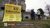 """""""Gilets jaunes"""" : le centre-ville de Bourges interdit"""