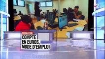 Compte personnel de formation : ce que change le passage en euros pour employés et entreprises
