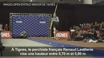 Perche: Renaud Lavillenie lance sa saison à Tignes