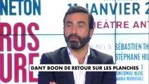 10 ans après, Dany Boon est de retour sur les planches