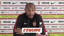 Henry confirme sa préférence pour une défense à trois - Foot - L1 - Monaco