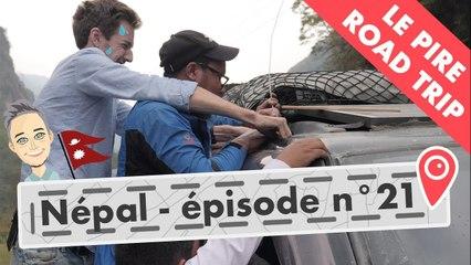 Le pire ROAD TRIP au Népal #VANLIFE