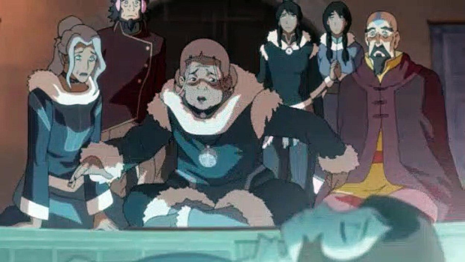 Avatar The Legend of Korra Book 2 Fire E12 - Harmonic Convergence