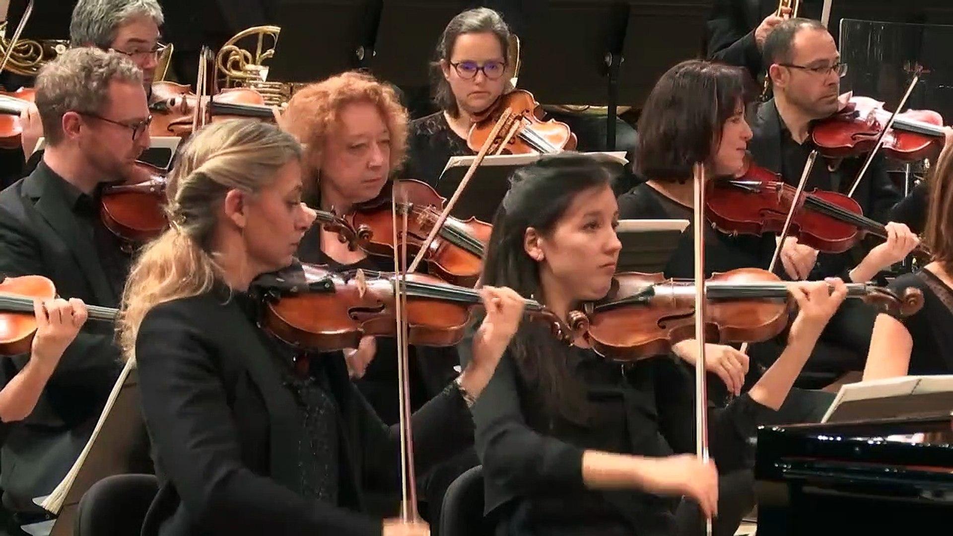 Concert de musiques de films, de Tati à Godard - Vidéo Dailymotion