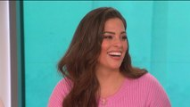 The Talk - Ashley Graham Says When She and Husband 'fast and pray' It Makes Them 'horny'