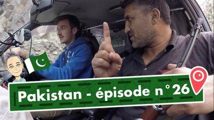 Sur la route des Talibans au Pakistan