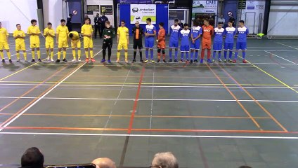 U21 - Belgique [mi-temps 1]
