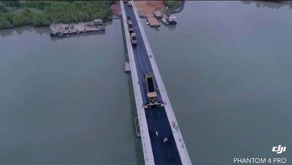 Pont Sénégal Gambie