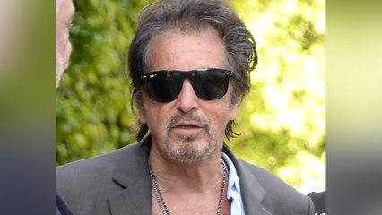 Al Pacino cerca de firmar nueva serie para Amazon