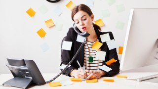 Multi Tasking Health Risk Side Effects कहीं मल�