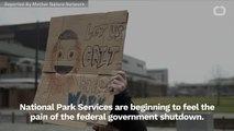 Government Shutdown Hurting National Parks