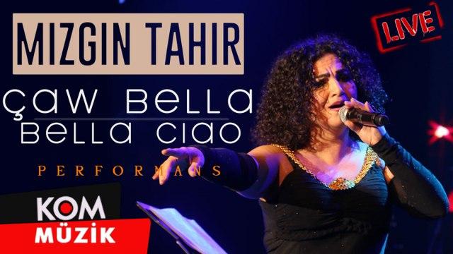 Mizgîn Tahir - Çaw Bella | Bella Ciao | Canlı Performans @Kommuzik