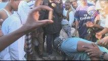 Sudan: Police fire tear gas as hundreds protest against al-Bashir
