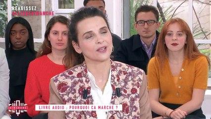 Clique Dimanche, l'intégrale avec Juliette Binoche et Aurélien Barrau - CANAL+