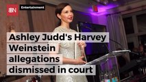 Ashley Judd Loses A Round In Court With Harvey Weinstein, But More To Come