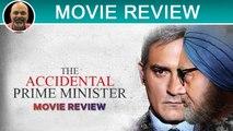 The Accidental Prime Minister | Movie Review #TutejaTalks
