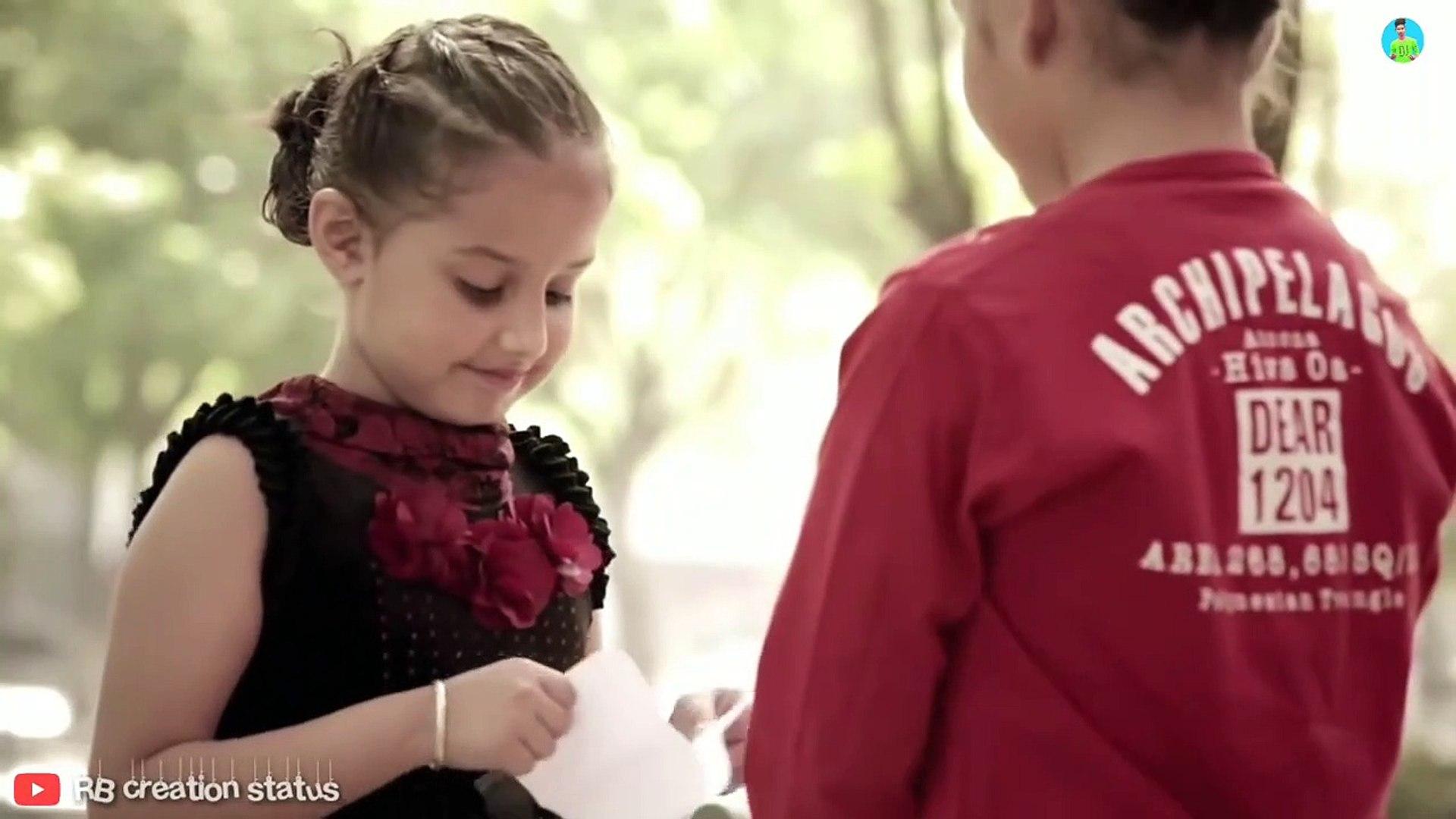 WhatsApp status video--cute kids love status video--New status video--RB creation status