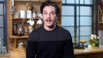 Kit Harington (Jon Snow) Knows Nothing About Tea // Omaze