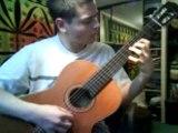 Asturias, guitare classique, demande d'aide