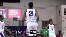 George King (20 points) Highlights vs. Maine Red Claws