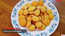 Egg Biscuits Recipe   Coin Biscuits   Beans biscuit   Coin Biscuit Recipe