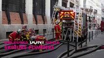 Explosion à Paris : Omar Sy, Pierre Niney… les hommages aux deux pompiers décédés