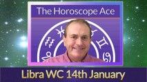 Libra Weekly Horoscope from 14th January - 21st January