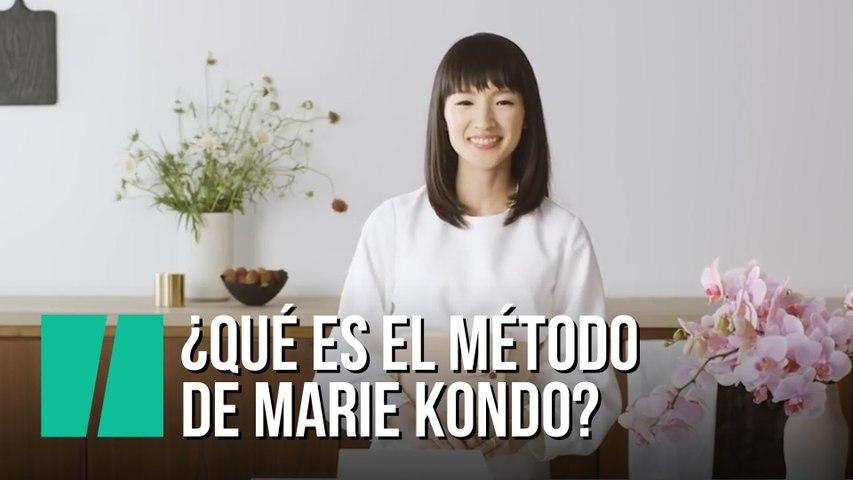¿Quién es Marie Kondo y en qué consiste su método de organización?